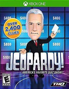Jeopardy! Xbox One Código 25 Dígitos