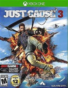 Just Cause 3 Xbox One Código 25 Dígitos