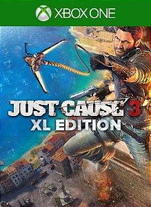 Just Cause 3 XL Edition Xbox One Código 25 Dígitos