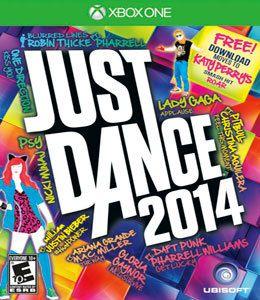 Just Dance 2014 Xbox One Código 25 Dígitos
