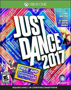 Just Dance 2017 Xbox One Código 25 Dígitos