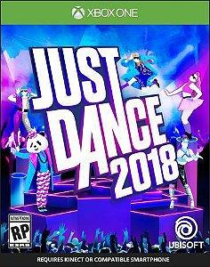 Just Dance 2018  Xbox One Código 25 Dígitos