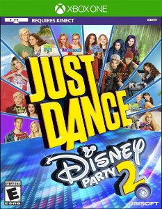 Just Dance Disney Party 2  Xbox One Código 25 Dígitos