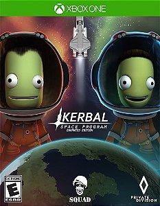 Kerbal Space Program Enhanced Edition Xbox One Código 25 Dígitos