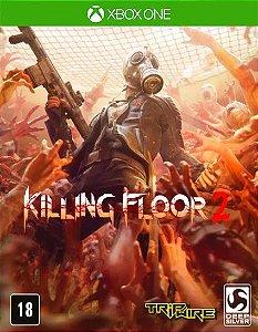 Killing Floor 2 Xbox One Código 25 Dígitos