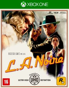 L.A. Noire Xbox One Código 25 Dígitos