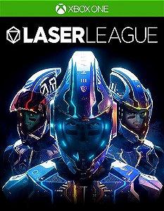 Laser League Xbox One Código 25 Dígitos