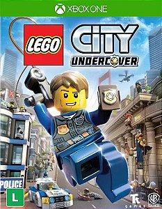 LEGO CITY Undercover Xbox One Código 25 Dígitos