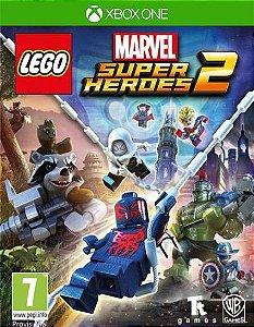 LEGO Marvel Super Heroes 2  Xbox One Código 25 Dígitos