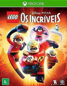 LEGO Os Incríveis  / LEGO The Incredibles Xbox One Código de Resgate 25 Dígitos
