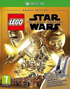 LEGO® Star Wars The Force Awakens Edição Deluxe  Xbox One Código de Resgate 25 Dígitos