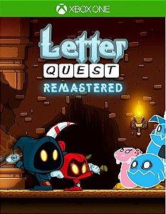 Letter Quest: Grimm's Journey Remastered Xbox One Código de Resgate 25 Dígitos
