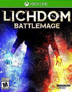 Lichdom Battlemage Xbox One Código de Resgate 25 Dígitos