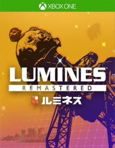 LUMINES REMASTERED Xbox One Código de Resgate 25 Dígitos