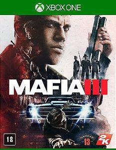 Mafia III Xbox One Código de Resgate 25 Dígitos