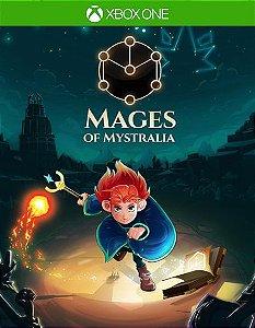 Mages of Mystralia Xbox One Código de Resgate 25 Dígitos