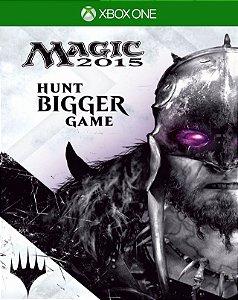 Magic 2015  Xbox One Código de Resgate 25 Dígitos