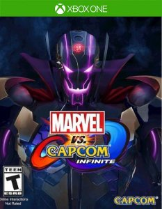 Marvel vs Capcom Infinite - Deluxe Edition Xbox One Código de Resgate 25 Dígitos