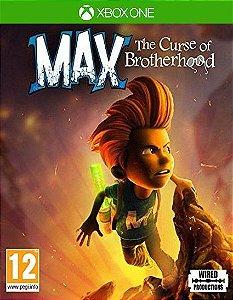 Max The Curse of Brotherhood   Xbox One Código de Resgate 25 Dígitos
