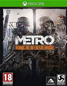 Metro Redux Bundle  Xbox One Código 25 Dígitos