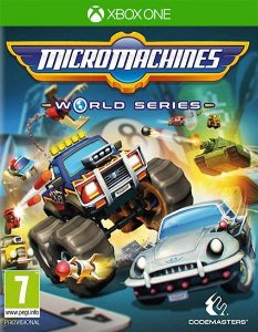 Micro Machines World Series Xbox One Código 25 Dígitos