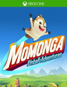 Momonga Pinball Adventures Xbox One Código de Resgate 25 Dígitos