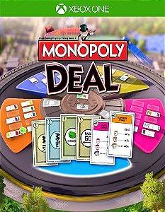 MONOPOLY DEAL  Xbox One Código de Resgate 25 Dígitos