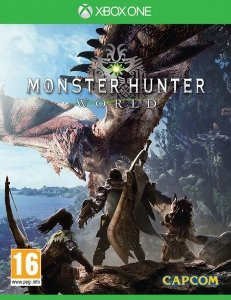 MONSTER HUNTER WORLD Xbox One Código de Resgate 25 Dígitos