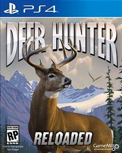 Deer Hunter Reloaded PS4 PSN Mídia Digital