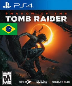 Shadow of the Tomb Raider PS4 PSN Mídia Digital