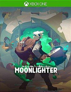 Moonlighter Xbox One Código de Resgate 25 Dígitos