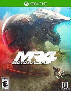Moto Racer 4  Xbox One Código de Resgate 25 Dígitos