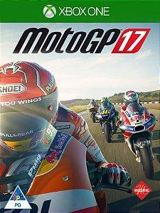 MotoGP 17 Xbox One Código de Resgate 25 Dígitos