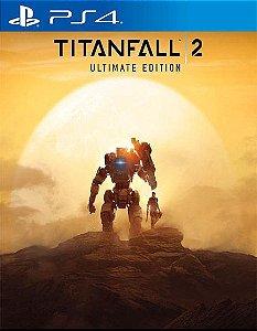 Titanfall 2 Edição Ultimate PS4  PSN Mídia Digital