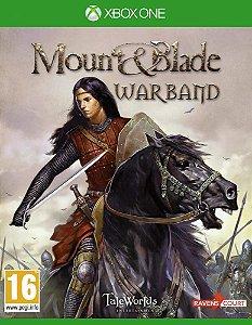 Mount & Blade Warband Xbox One Código de Resgate 25 Dígitos