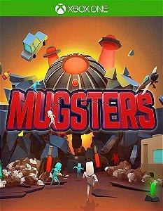 Mugsters Xbox One Código de Resgate 25 Dígitos
