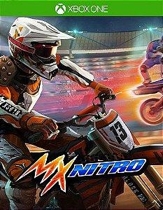 MX Nitro Xbox One Código de Resgate 25 Dígitos