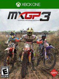 MXGP3  Xbox One Código de Resgate 25 Dígitos