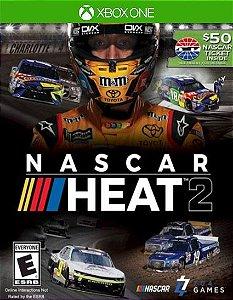 NASCAR Heat 2 XBOX ONE Código de Resgate 25 Dígitos