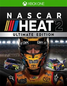 NASCAR Heat 2 Ultimate Edition XBOX ONE Código de Resgate 25 Dígitos