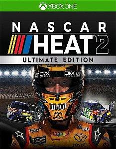 NASCAR Heat 2 Ultimate Edition XBOX ONE Código de Resgate 25 Dígitos