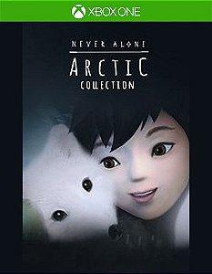 Never Alone Arctic Collection  Xbox One Código de Resgate 25 Dígitos