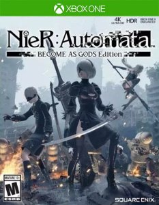 NieR:Automata BECOME AS GODS Edition Xbox One Código de Resgate 25 Dígitos