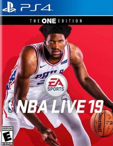 NBA LIVE 19 THE ONE EDITION PS4 PSN Mídia Digital