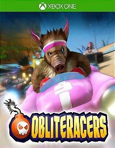 Obliteracers Xbox One Código 25 Dígitos