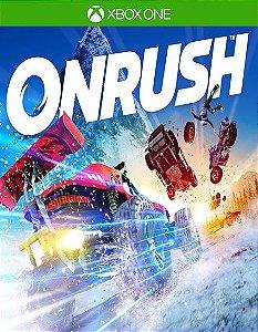 ONRUSH DIGITAL DELUXE EDITION  Xbox One Código 25 Dígitos