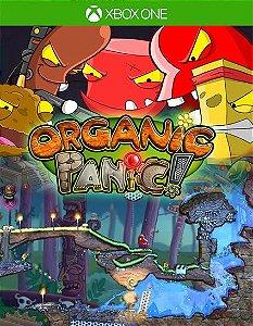 Organic Panic  Xbox One Código 25 Dígitos