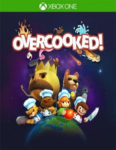 Overcooked Xbox One Código de resgate 25 Digitos