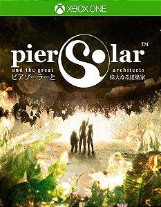 Pier Solar and the Great Architects Xbox One Código 25 Dígitos