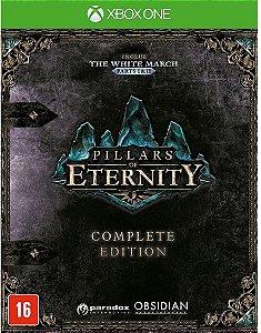 Pillars of Eternity: Complete Edition Xbox One Código 25 Dígitos